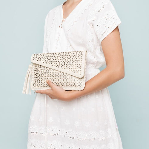 Captivated Soul Ladies Clutch Rosa