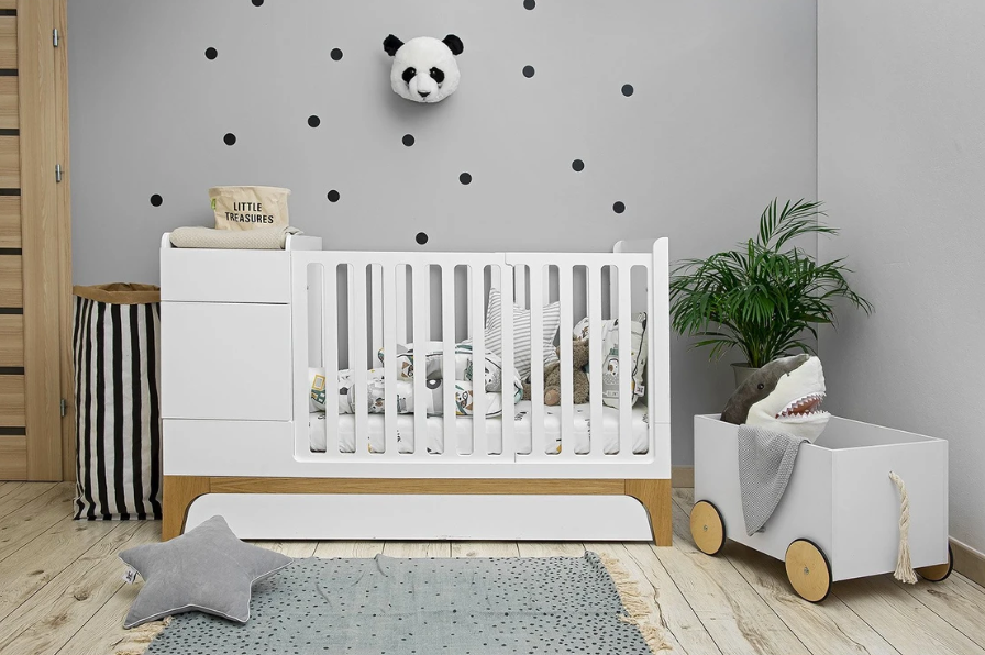 UP!Cycle Cot Bed