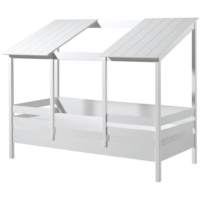 Jimmy - Kids Housebed in White