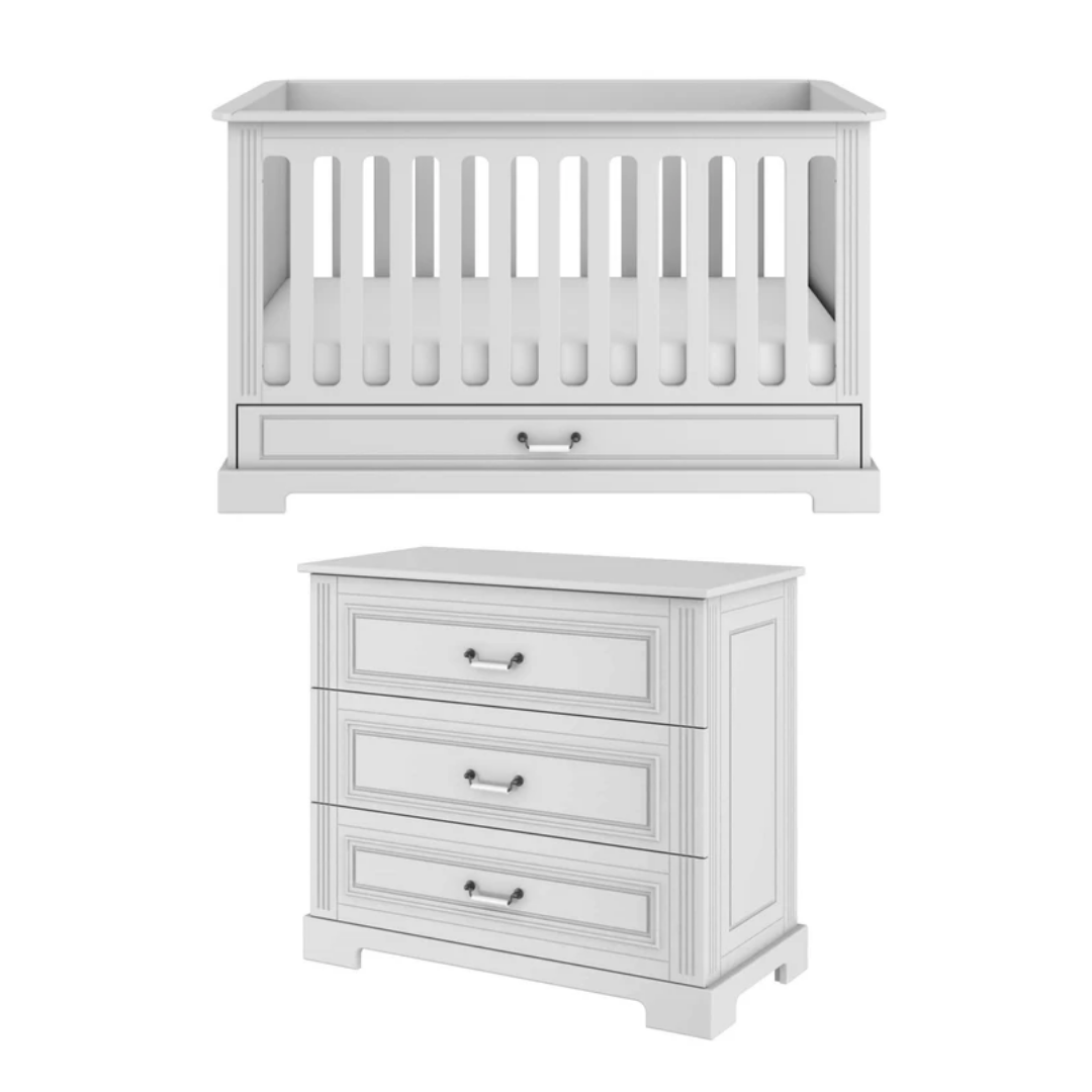 Ines 2 Piece Nursery Set