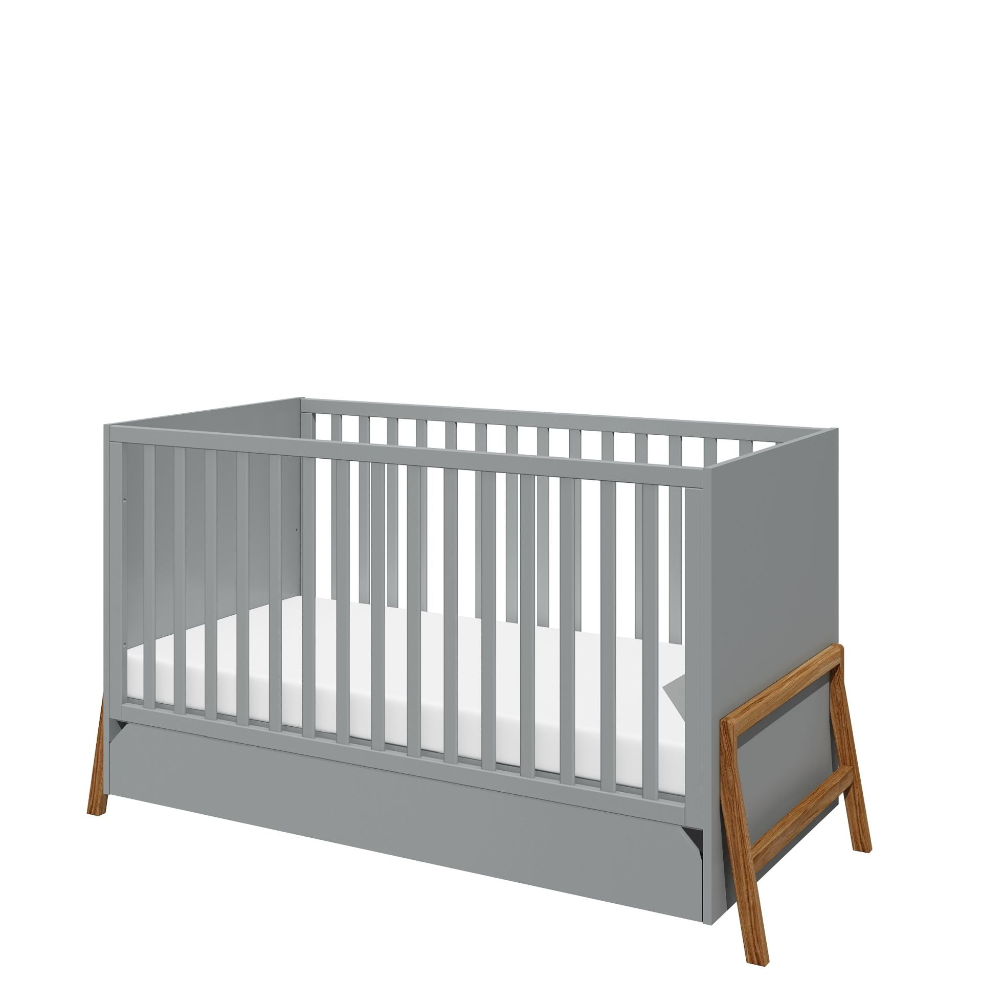 Lotta - Cot Bed 70x140cm with drawer