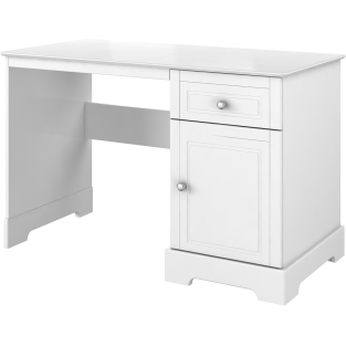 Marylou Young Users - Kids Computer Desk in White