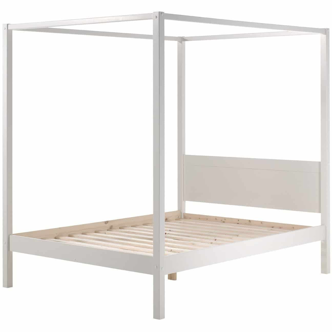 Pino - 4 Poster Double Bed  from interie furniture