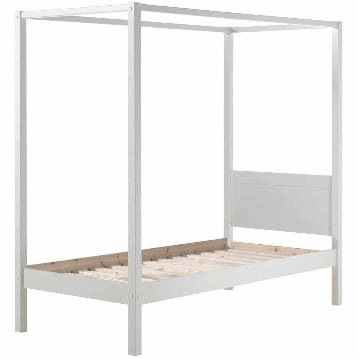 Pino - 4 Poster Single Bed  from interie furniture