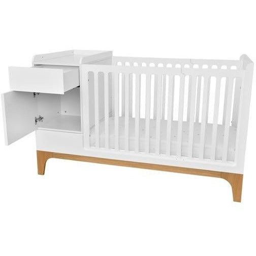 UP!cycle - 3 in 1 Baby & Toddler Cot Bed