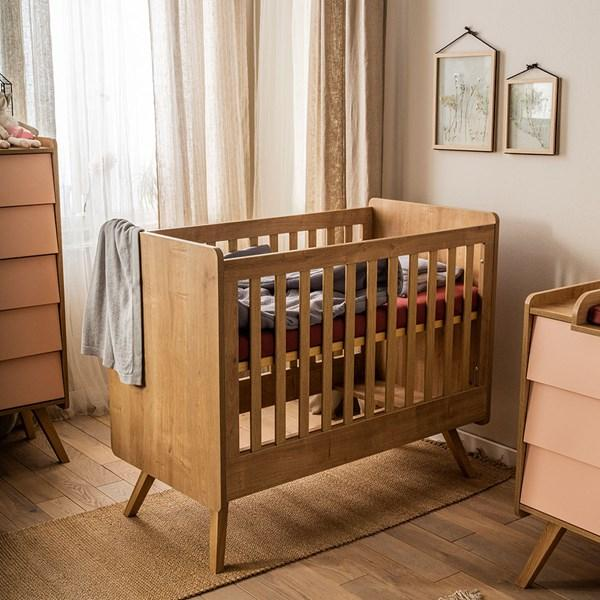 Vintage - Baby Cot 60x120cm  from interie furniture