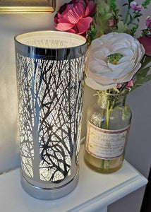 Silver Tree Touch Sensitive Warmer ~x~