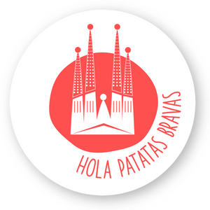 Sticker Patatas bravas