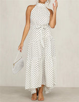 Helene Dot Dress