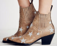 Stars Ankle Boots