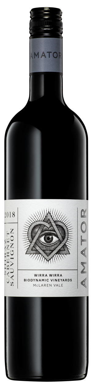 2018 Amator Shiraz Cabernet