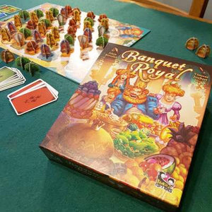 Review - Banquet Royal - A Feast for the Eyes!