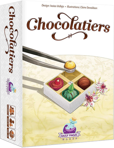 Chocolatiers Card Game by Daily Magic Games