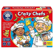 Load image into Gallery viewer, Orchard Toys Crazy Chefs Game