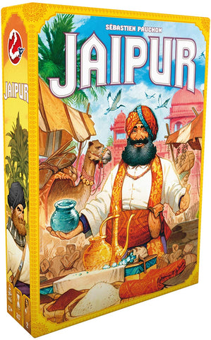 Jaipur 2nd Edition card game