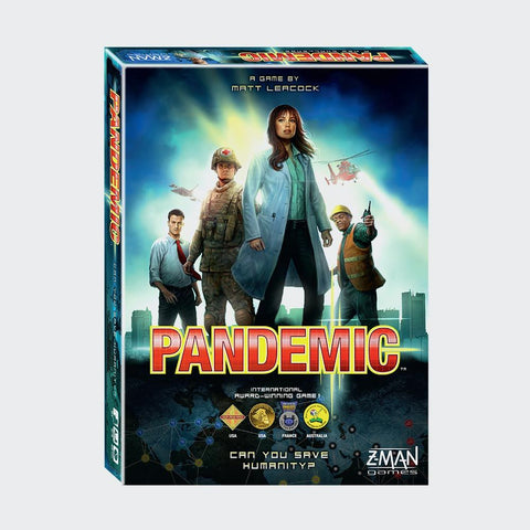 Pandemic 2013 Edition by Z Man Games - Board Hoarders