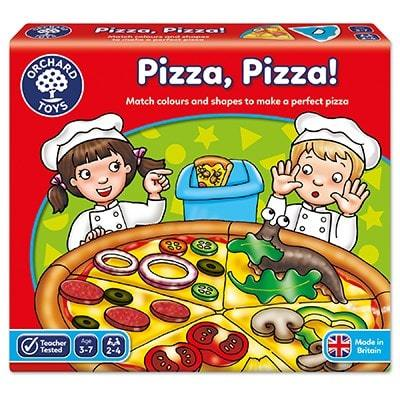 Orchard Toys Pizza, Pizza Game