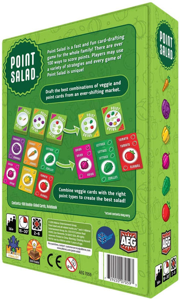 Point Salad card game by AEG Games
