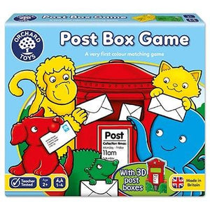 Orchard Toys Post Box Game