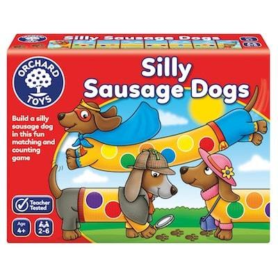 Orchard Toys Silly Sausage Dogs Game