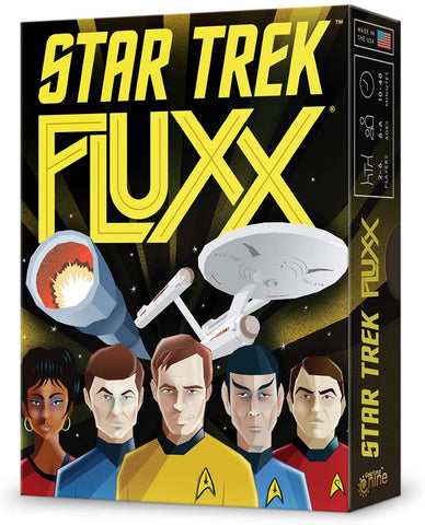 Star Trek Fluxx - Boardhoarders