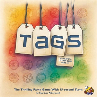 TAGS Party Game - Boardhoarders