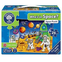 Load image into Gallery viewer, Orchard Toys Who's in Space Jigsaw