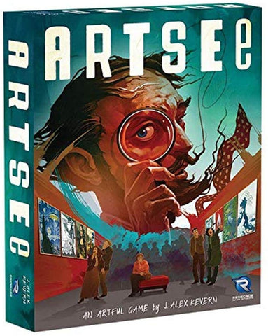Artsee Card Game by  Renegade Game Studios