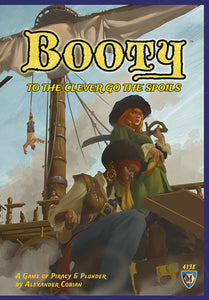 Booty - To The Clever Go The Spoils game by Mayfair Games
