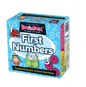 Supporting pre-school learning, BrainBox First Numbers is designed to give pre-school children a head start.