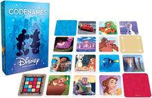 Load image into Gallery viewer, Codenames Disney Family Edition - Boardhoarders