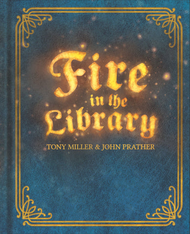 Fire in the Library is a press-your-luck game in which players must try their best to rescue books and accumulate knowledge.  By Weird Giraffe Games
