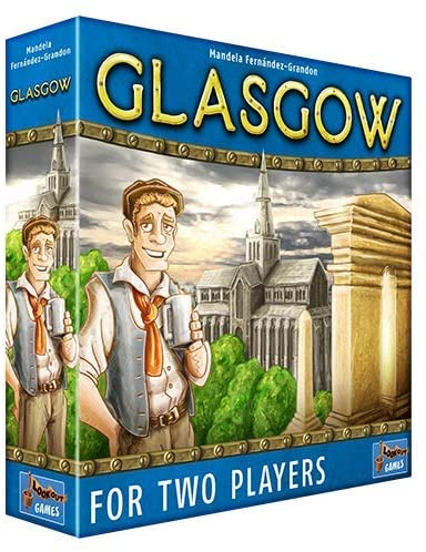 Glasgow Board Game by Lookout Games