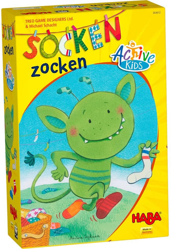 HABA Socken Zocken Active Kids - Boardhoarders