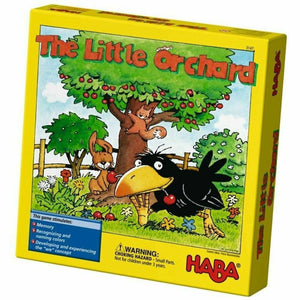 HABA The Little Orchard game - BoardHoarders