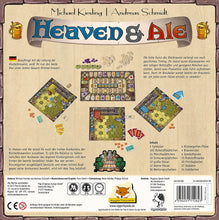 Load image into Gallery viewer, Michael Kiesling, and Andreas Schmidt Heaven and Ale board game