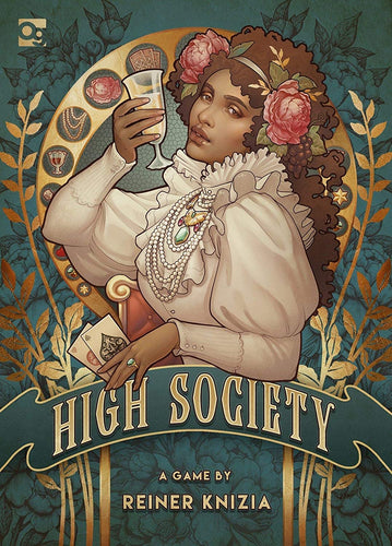 High Society Game by Reiner Knizia