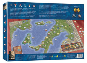 Italia Board Game by Phalanx Games