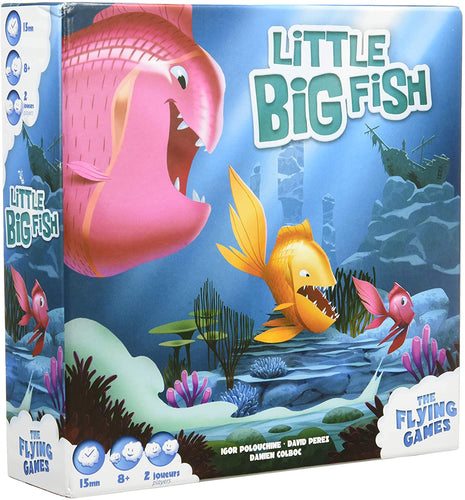 Little Big Fish - Boardhoarders