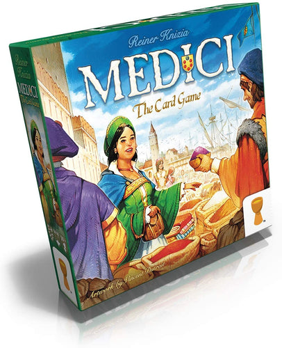 Medici - The Card Game by Reiner Knizia