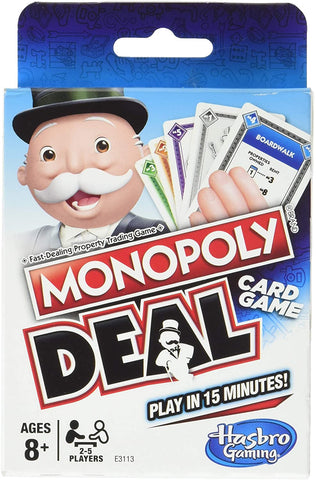 Monopoly Deal - Boardhoarders