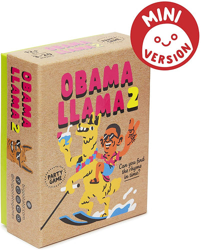 Obama Llama 2 Mini Version by Big Potato Games