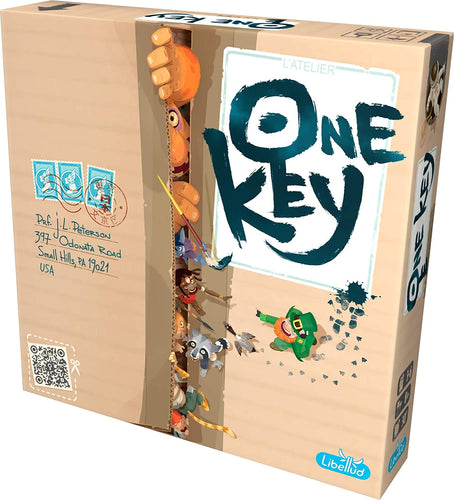 One Key - Boardhoarders