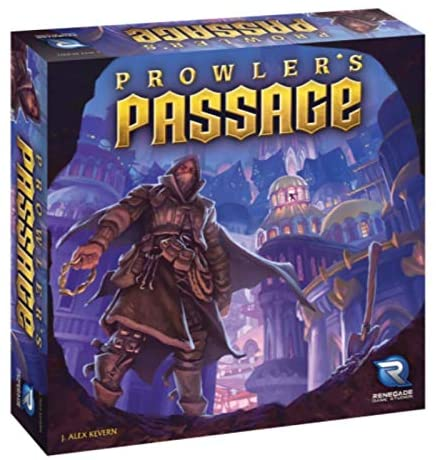 Prowler's Passage board game by Renegade Games