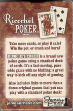 Load image into Gallery viewer, Ricochet Poker - Boardhoarders