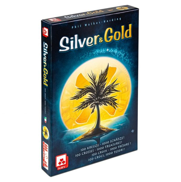 Silver and Gold game by NSV