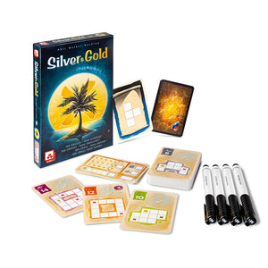 Silver & Gold game by Phil Walker Harding