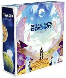 Space Gate Odyssey - Boardhoarders