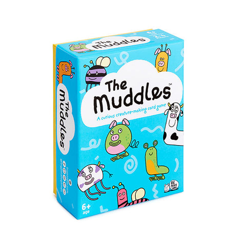 The Muddles - a curious create-making card game