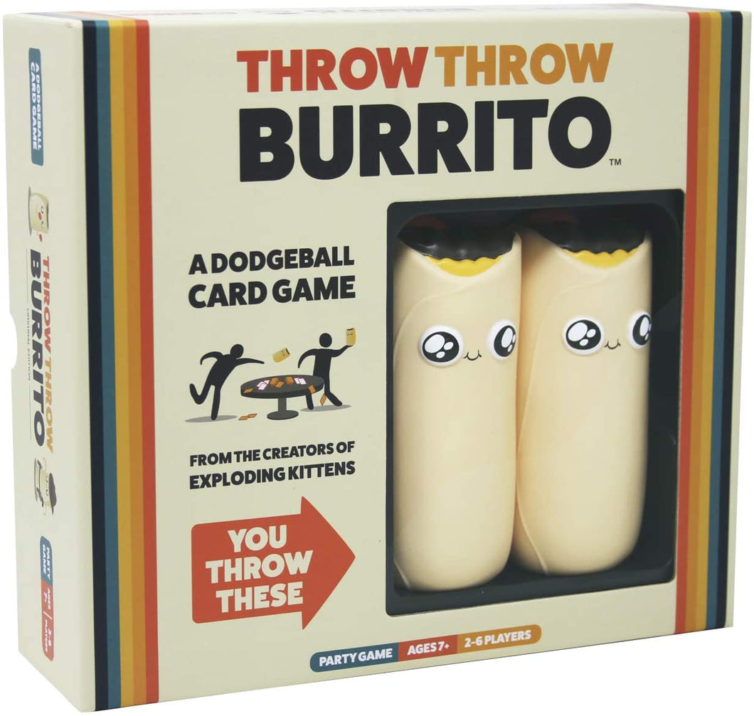 Throw Throw Burrito - Boardhoarders